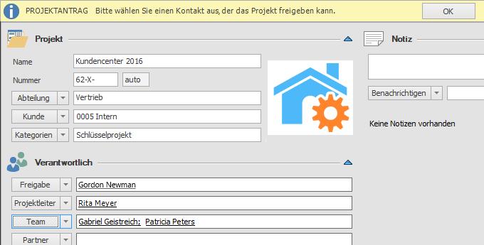 InLoox 9 Freigabe-Workflow