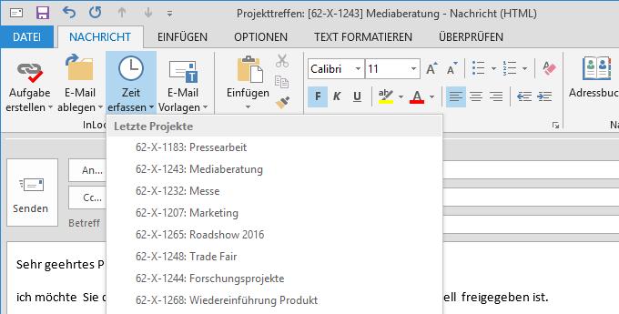 InLoox 9 Kommunizieren und Dokumentieren - gleichzeitig