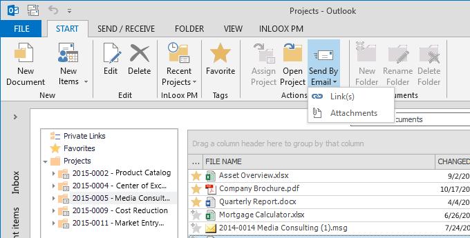 InLoox 9 Time-saving Document Management