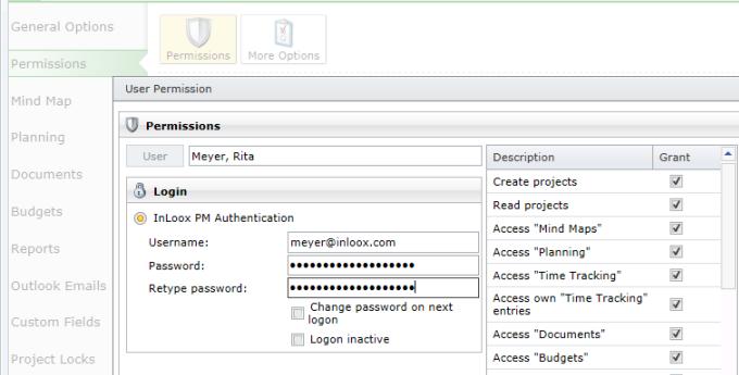 Customizable Authorization Master Record