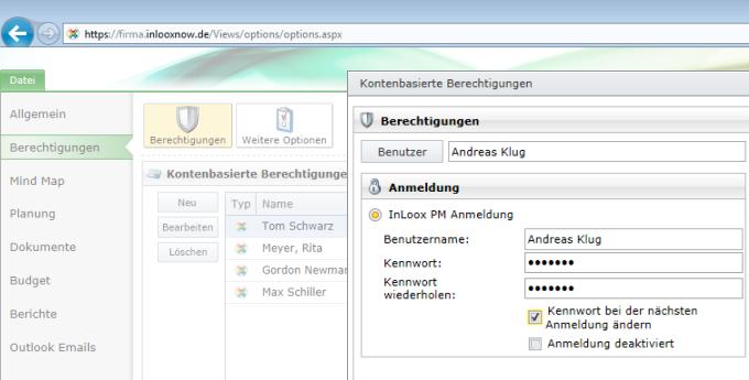 Nutzung ohne Exchange Server