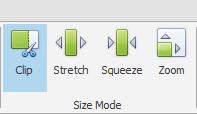 Image size mode