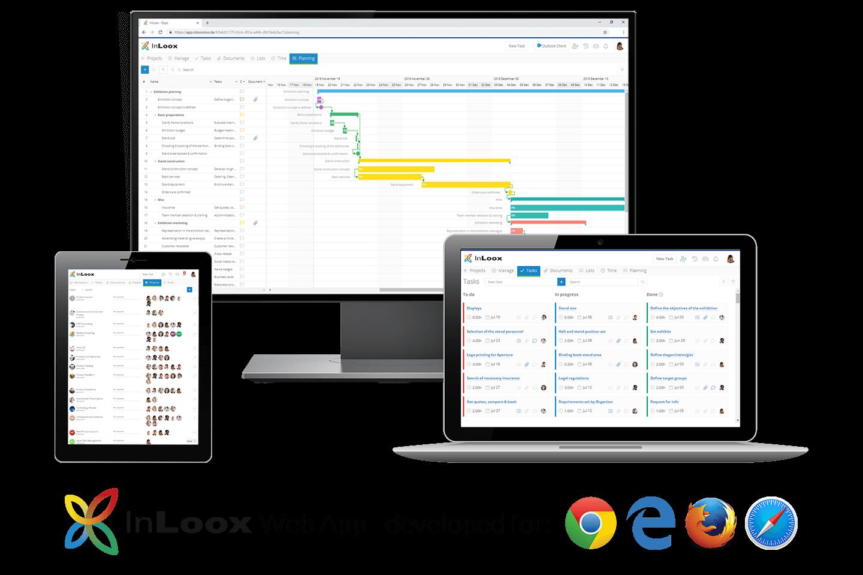 InLoox Web App