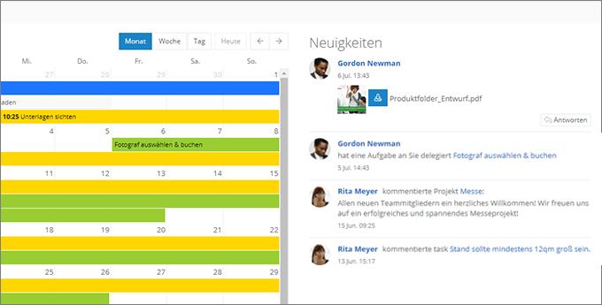 InLoox Web App: Neuigkeiten