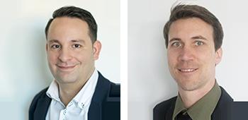 Marco Grano & Markus Hegewald, Account Manager - InLoox GmbH