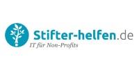 Referenz Stifter-helfen.de IT für Non-Profits