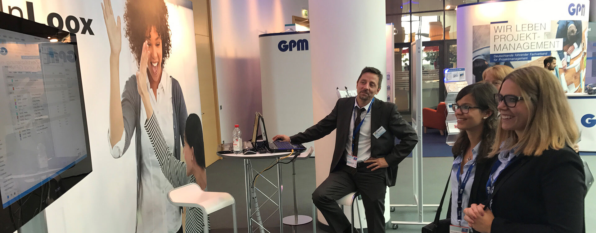 Besuchen Sie uns am PMO Tag & PM Forum