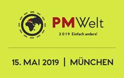 PM Welt 2019 - Treffen Sie InLoox am 15. Mai 2019 am Stand 3