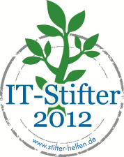 Prädikat IT-Stifter 2012