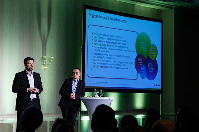 PM Welt 2018: Digitale Transformation bei BOSCH
