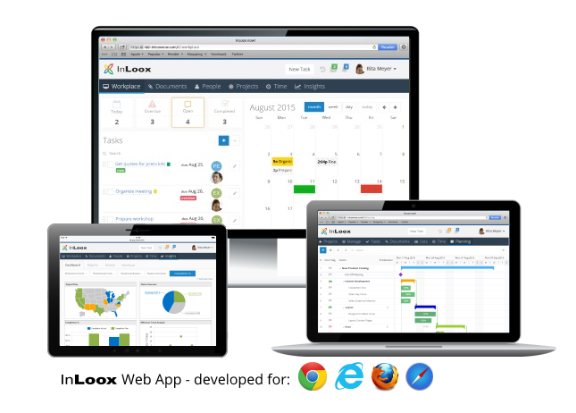 InLoox 9 Web App