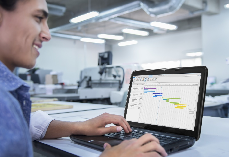 Projektmanagement in Ihrem Netzwerk mit InLoox PM