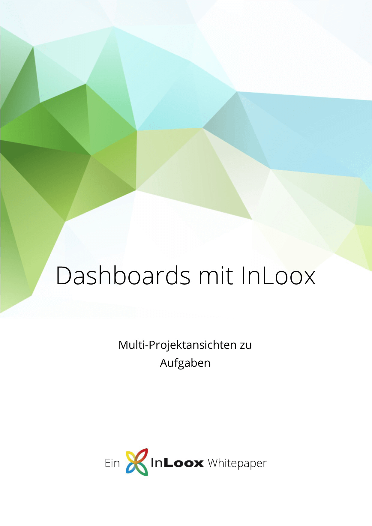 Whitepaper: Dashboards mit InLoox