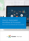 Whitepaper: Automated Workflows and Processes with InLoox and Flow
