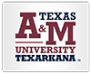 Texas A&M University Texarkana (TAMUT) Logo