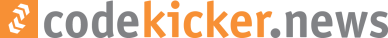 Codekicker News Logo