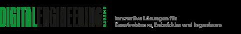Digital Engineering Magazine Logo