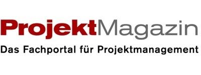 Projekt Magazin Logo