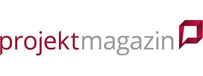 projektmagazin Logo