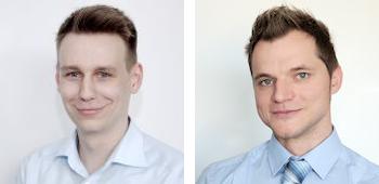 Andreas Buchner und Martin Grünert, Entwicklung - InLoox GmbH