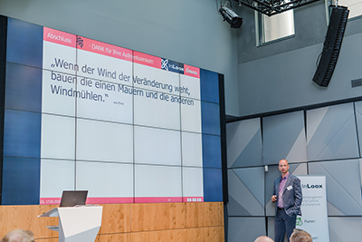 Gunnar Stellmacher, Leiter IT bei Emons Spedition GmbH