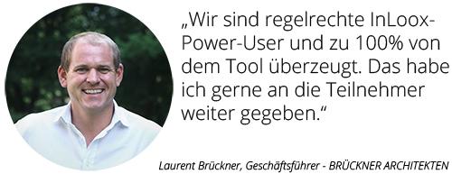 Laurent Brückner, Geschäftsführer - BRÜCKNER ARCHITEKTEN