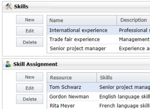 Skill Management