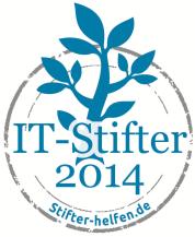 Prädikat IT-Stifter