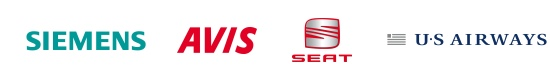 InLoox Referenzkunden: Siemens, Avis, SEAT, US Airways