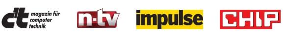 InLoox ist bekannt aus c't, n-tv, impulse und Computerwoche