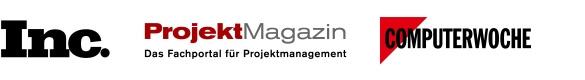 InLoox ist bekannt aus Chip, Inc. und dem ProjektMagazin