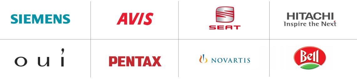 Ces entreprises font déjà confiance à InLoox